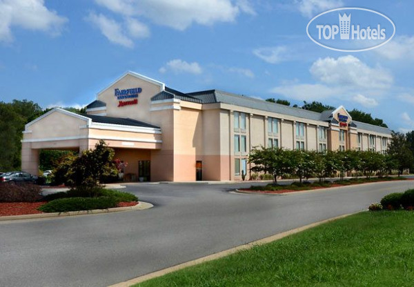 Fairfield Inn & Suites Hopewell 2*