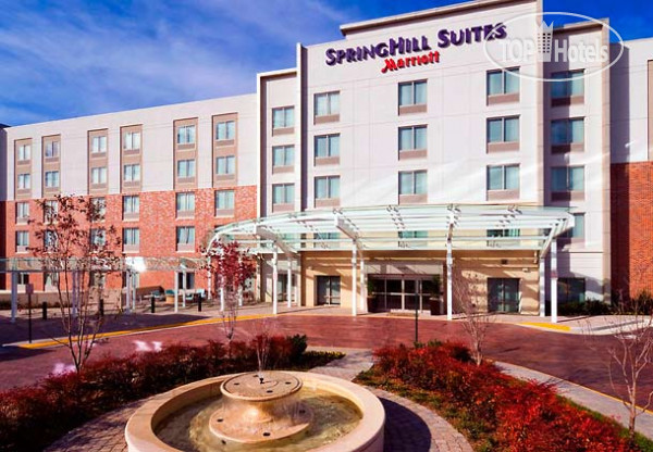SpringHill Suites Fairfax Fair Oaks 3*