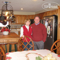 Фото отеля Blue Ridge Manor Bed and Breakfast 3*