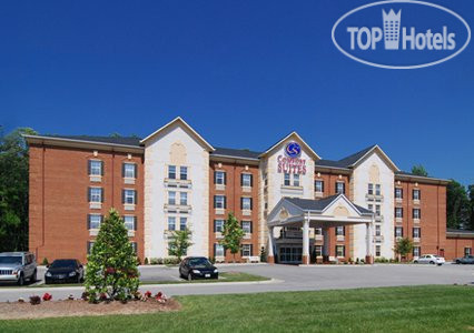 Comfort Suites Newport News Airport 3*