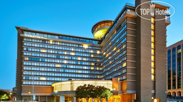 DoubleTree by Hilton Washington DC-Crystal City 3*