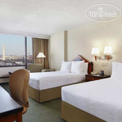 Номера DoubleTree by Hilton Washington DC-Crystal City