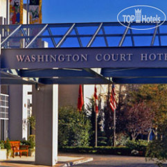Washington Court Hotel on Capitol Hill