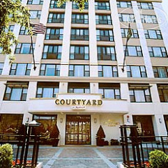 Courtyard Washington Embassy Row 5*