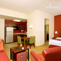 Фото отеля Residence Inn Washington, DC Downtown 4*