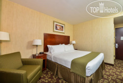Holiday Inn Express Staten Island West 2*