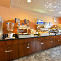 Фото отеля Holiday Inn Express Staten Island West 2*
