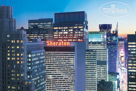 Sheraton New York Times Square Hotel (ex.Sheraton New York Hotel and Towers) 4*