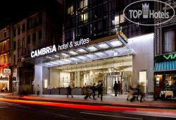 Cambria hotel & suites New York - Times Square 3*