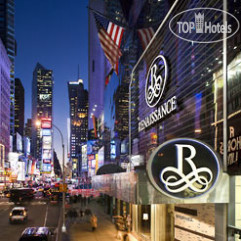 Renaissance New York Hotel Times Square 4*