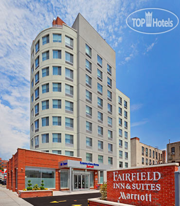 Fairfield Inn & Suites by Marriott New York Brooklyn 3*