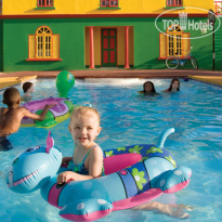 Фото отеля Half Moon Resort 5* Half Moon Kids Club