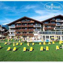 Фото отеля Active & Spa-Resort Alpenpark 4*
