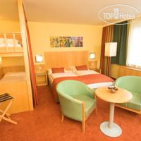 Фото отеля Park Inn by Radisson Uno City Vienna 4*