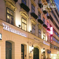 Фото отеля Mercure Grand Hotel Biedermeier Wien 4*