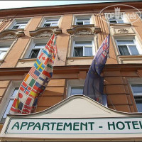 Фото отеля Appartmenthotel Vienna 3*