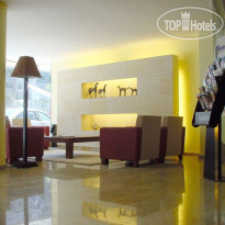 Фото отеля Sercotel Magic Andorra 4* Холл отеля.