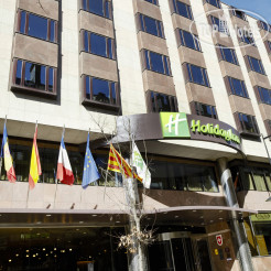 Holiday Inn Andorra 5*