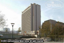 Фото отеля Crowne Plaza Brussels Europa 4*