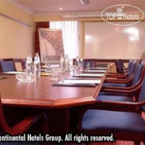Фото отеля Holiday Inn Brussels Airport 4*