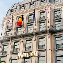 Фото отеля Brussels Marriott Hotel Grand Place 4*