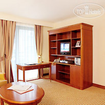 ���� ����� Marriott Executive Apartments Brussels, European Quarter 5* � ��������, �������