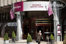 Pentahotel Brussels City Centre 4*