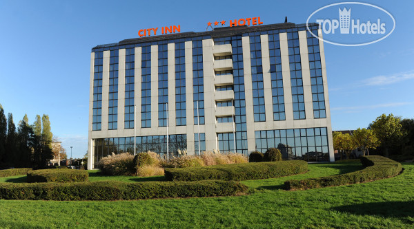 City Inn Hotel & Apartments 3*