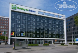 Holiday Inn Express Antwerp City-North 3*