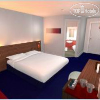 Фото отеля Travelodge London Excel 3*