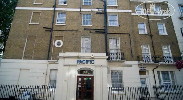 Pacific Hotel London 3*