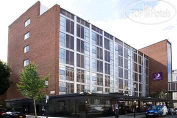 Premier Inn London Kensington 3*