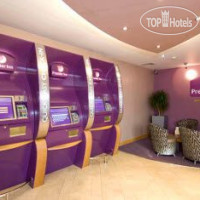 Фото отеля Premier Inn London Kensington 3*
