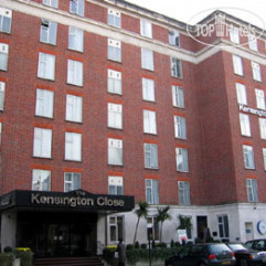 Holiday Inn London - Kensington High Street 4*
