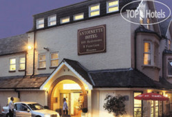 Antoinette Hotel Kingston 3*