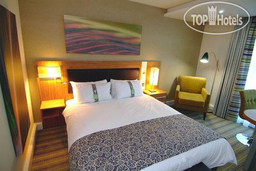 Holiday Inn London-Commercial Road 4*