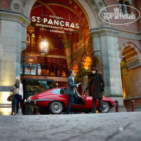 Фото отеля Renaissance St. Pancras London 5*