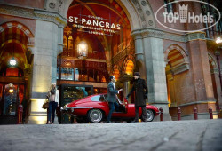Renaissance St. Pancras London 5*