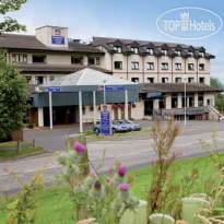 Фото отеля Best Western Edinburgh Capital 3*