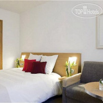 Фото отеля Novotel Edinburgh Centre 4*
