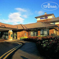 Фото отеля Hilton Edinburgh Airport 4*
