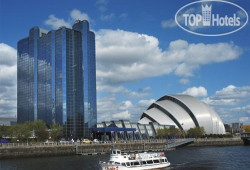 Crowne Plaza Glasgow 4*