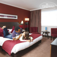 Фото отеля Crowne Plaza Glasgow 4*