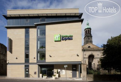 Holiday Inn Express Edinburgh-Royal Mile 3*