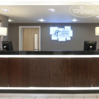 Фото отеля Holiday Inn Express Edinburgh-Royal Mile 3*