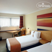 Фото отеля Holiday Inn Express Glasgow-City Ctr Riverside 3*