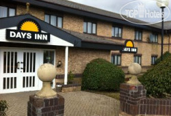 Days Inn Abington M74 3*