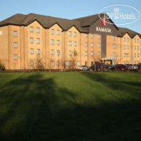 Фото отеля Ramada Glasgow Airport 3*