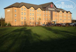 Ramada Glasgow Airport 3*