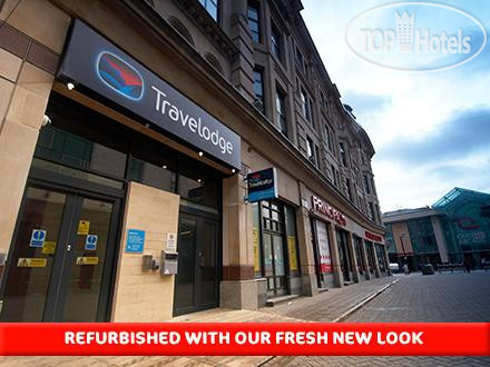 Travelodge Cardiff Queen Street 3*